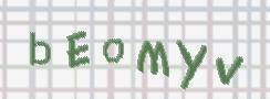 Image CAPTCHA pour prévenir l'utilisation abusive